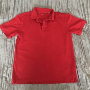 Gap Boys Red Polo Shirt XL 14-16